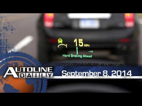 Green Car Sales Flatline, Cadillac Adds V2V Technology - Autoline Dail