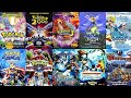 All Pokemon Movies 1 To 21    Journey Zone