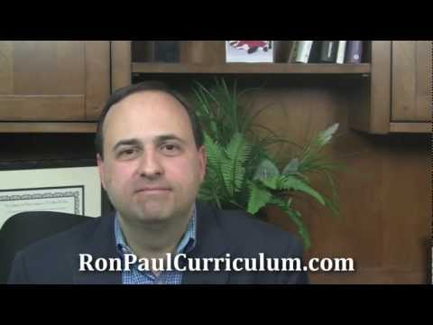 Announcing the Ron Paul Homeschool Curriculum