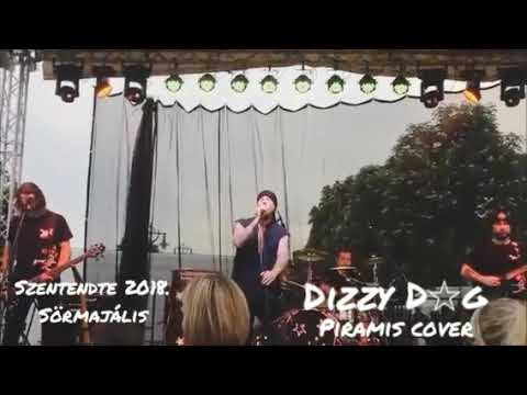 Dizzy Dog    Piramis cover