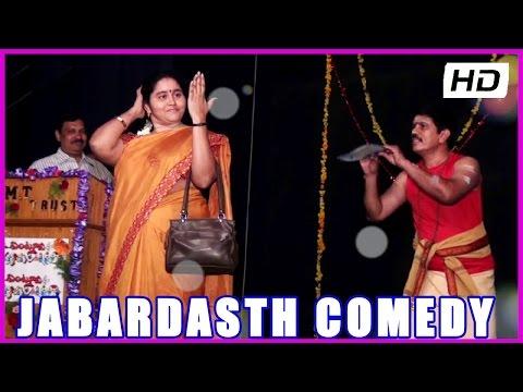 Hilarious Jabardasth Comedy Show 13th August - Guntur Humour Club (HD)