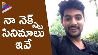 Aadi Reveals his Upcoming Movies | Aadi FB Live Interview | #NextNuvve | Telugu Filmnagar