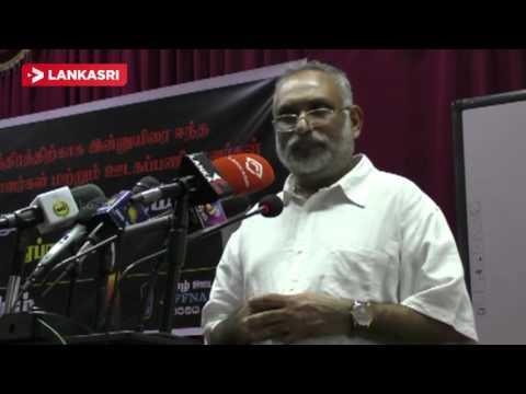 Lanka house Directore speech at jaffna
