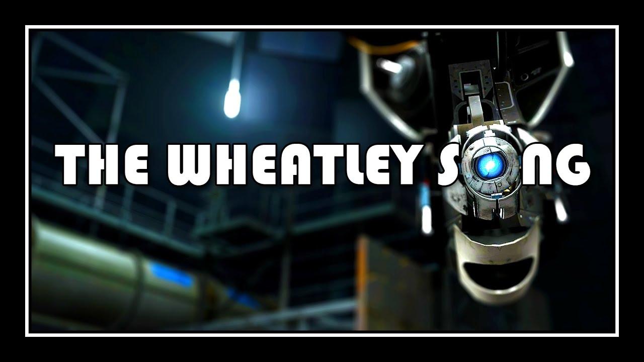 Portal 2: La canción de Wheatley con ritmo del Oogie Boogie