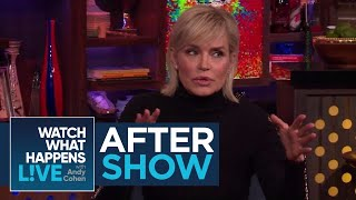 After Show: Yolanda Hadid On David Foster And Lyme Disease | RHOBH | WWHL