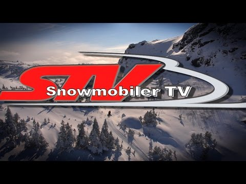 Snowmobiler TV 2015 Episode 6. Trail Sleds, Elka Factory, Cain's Quest