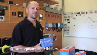 AM Solar:  How to Select the Best Solar Charge Controller for Your RV, Skoolie or Van