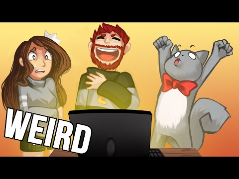 weird internet games