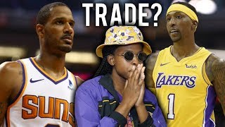 LAKERS FAN REACTS TO TREVOR ARIZA TRADE RUMORS! KCP IS OUTTA HERE!