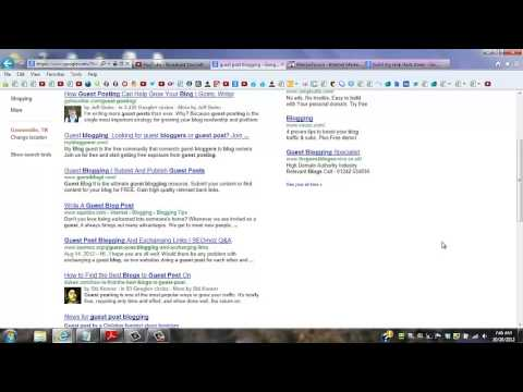 Best Ways to Get Google Backlinks 2012 - 2013