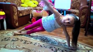 Йога Челлендж для детей от Лизочки, йога для начинающих, развивающее развлечение для детей