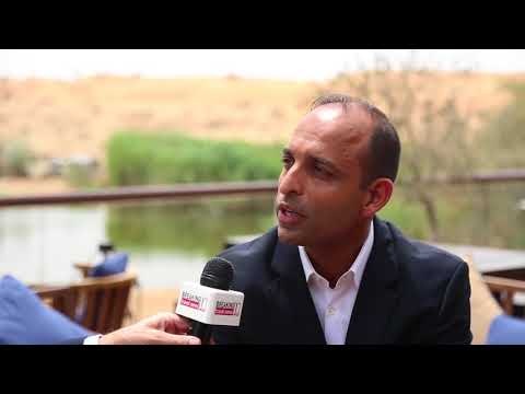 Amit Arora, general manager, The Ritz-Carlton Ras Al Khaimah, Al Wadi Desert
