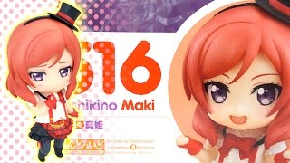 Anime Love Live! Nishikino Maki Nendoroid by Good Smile Company from Lunar Toy Store