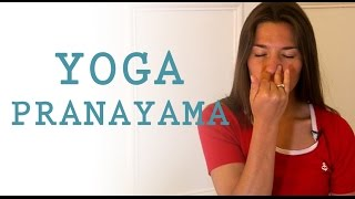 Yoga Pranayama : exercices de respiration alternée