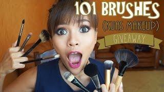 download lagu 101 Brushes Kuas Makeup + Giveaway Closed gratis