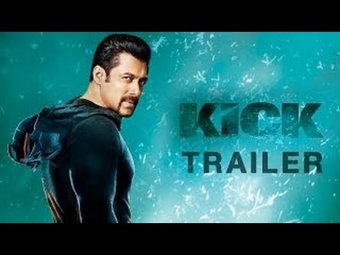Kick (2014) Hindi Movie Trailer *HD* Salman Khan  Jacqueline...