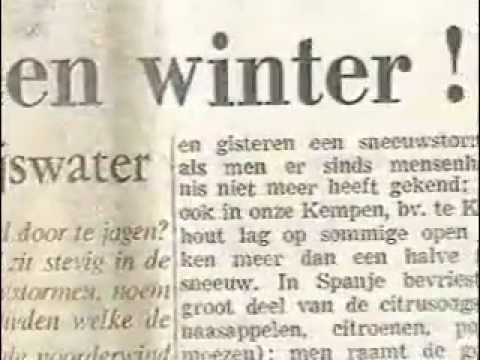 15 januari De barre winter (1963)