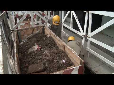 Obras para mejorar la distribución eléctrica de EDESUR - Agosto 2014