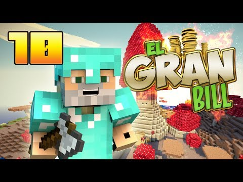 EL GRAN BILL   MI PRIMERA CASA!! -   Episodio 10   MINECRAFT MODS SERIE   WILLYREX