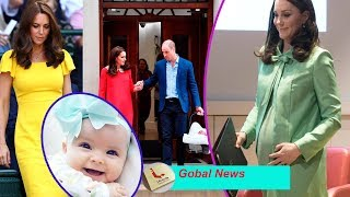 Kate Middleton suddenly announces 4th baby pregnancy, after the birth of Prince Louis