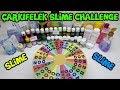 Çarkıfelek Slime Challange #10 - Altın vs Mavi Slime Yarışması mp3 indir