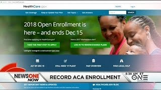 Record Number Of People Sign Up For ACA Despite Trump Admin's Attempts To Destroy It