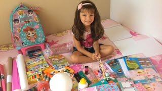 MATERIAL ESCOLAR 2019 TACI | SCHOOL SUPPLIES  | VIDEO FOR KIDS