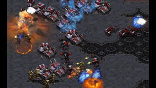 Bisu (P) v Sharp (T) on Circuit Breakers - StarCraft - Brood War REMASTERED