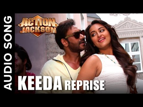 Keeda Reprise (Uncut Audio Song) | Action Jackson | Ajay Devgn & Sonakshi Sinha