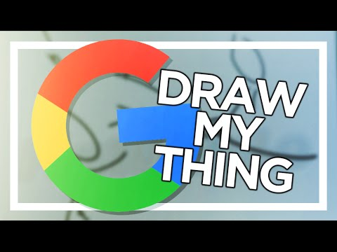 LET ME GOOGLE THAT - Draw (Online Drawing Game/Draw My Thing