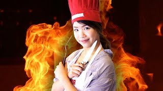 I Tried To Become A Master Teppanyaki Chef