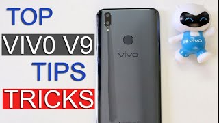 Vivo V9 Features, Tips and Tricks - Top 20 tricks of FunTouch UI