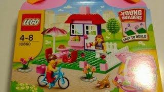 LEGO Review - LEGO Bricks & More Pink Suitcase 10660