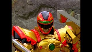 Power Rangers Operation Overdrive - Home and Away - Battle for the Treasures (Episode 27)