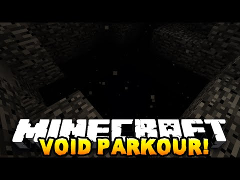 Minecraft VOID PARKOUR! #1 (Epic Parkour) - w/ PrestonPlayz & Kenny