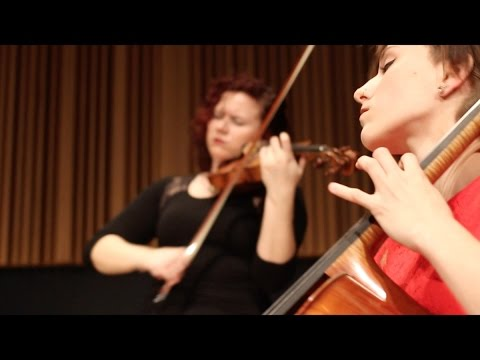Violin/Cello covers 'Secrets' by OneRepublic