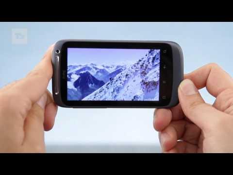 HTC One V vs HTC Desire S