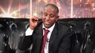 Comedian Asres Bekele Interview - Seifu on EBS