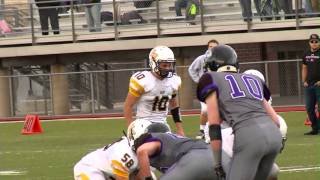 Highlights of the DCC vs PE 3A Semifinal football game
