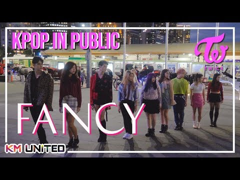 [KPOP IN PUBLIC] TWICE - 'FANCY' Dance Cover | KM United MELBOURNE COLLABORATION [AUSTRALIA]