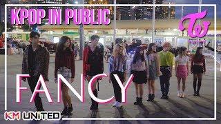[KPOP IN PUBLIC] TWICE - 'FANCY' Dance Cover | KM United MELBOURNE COLLABORATION  [AUSTRALIA]