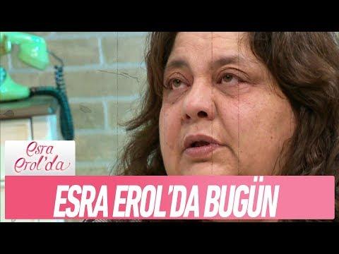 Esra Erol'da bugün neler oluyor? - Esra Erol'da 1 Ocak 2018