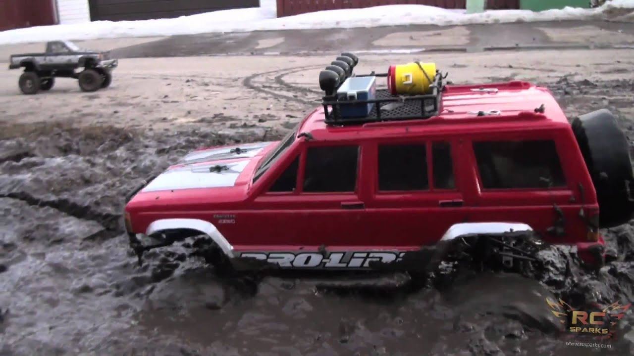 1 4 scale rc truck with Watch on Traxxas St ede also Watch further Product info moreover 847092 Bruder Toy Trailer Mod furthermore Rc4wd Mickey Thompson Baja Mtz Sc Tires.