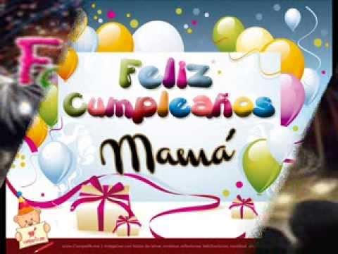 Feliz Cumpleanos Querida Madre Feliz Cumpleaños Querida Mamá