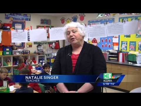 Character Building at Golden Hills School - A KCRA Story