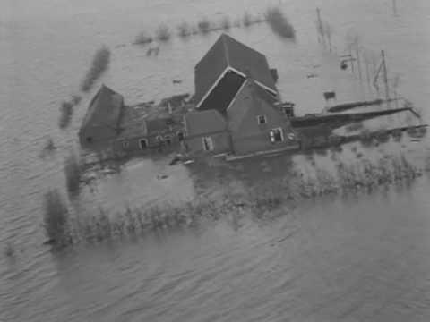Beeld van Nederland De Watersnoodramp 1953