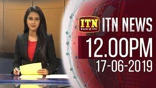 ITN News 2019-06-17 | 12.00 PM