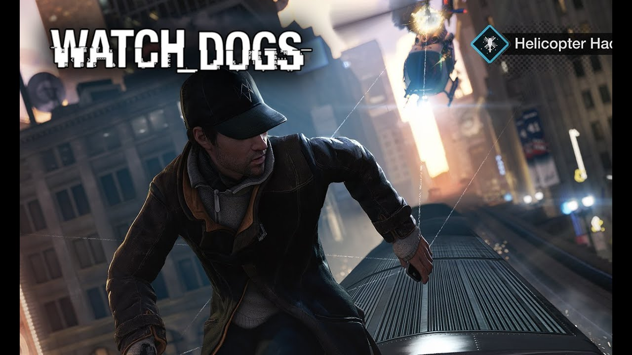 Watch Dogs  Multiplayer Coop