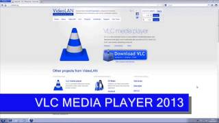VLC Media Player 2013.Per riprodurre i Video da Cellulari 3gp.By Cris