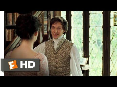 Becoming Jane (3/11) Movie CLIP - Your Horizons Must be Widened (2007) HD